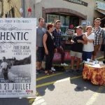 Prunoy / Othentic, un vide grenier à l'ancienne